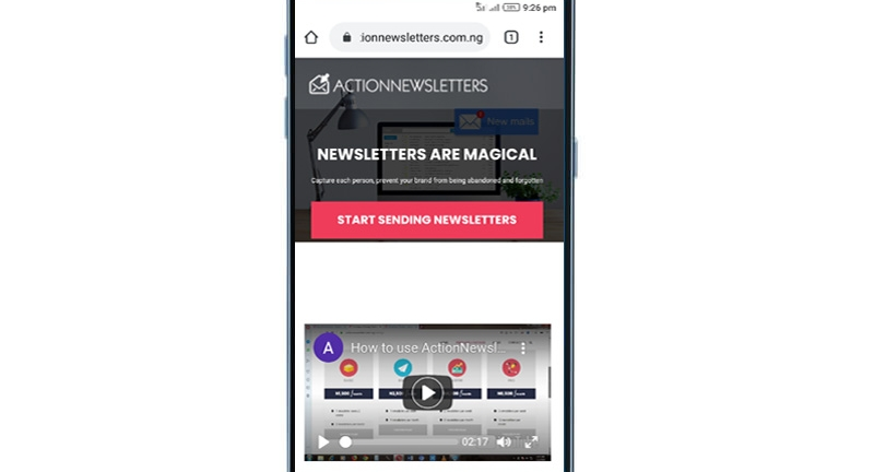 Actionnewsletters.com.ng